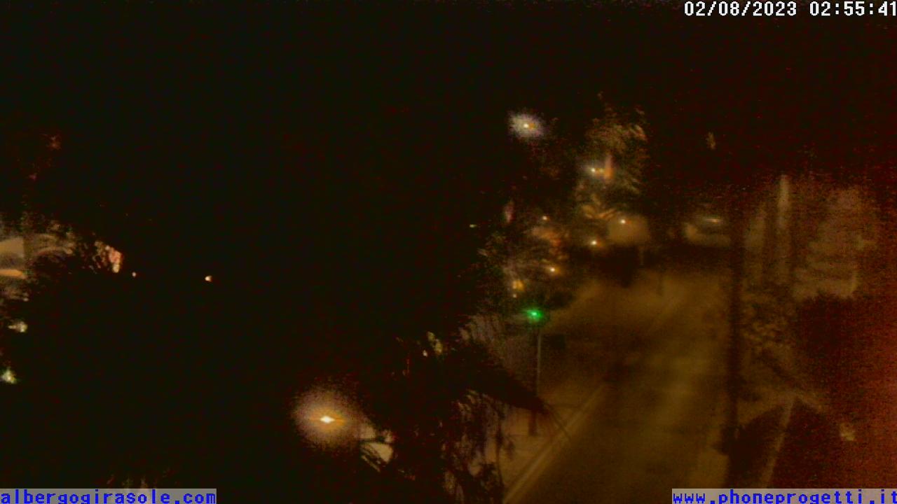 Веб камера Италия Побережье с пляжами